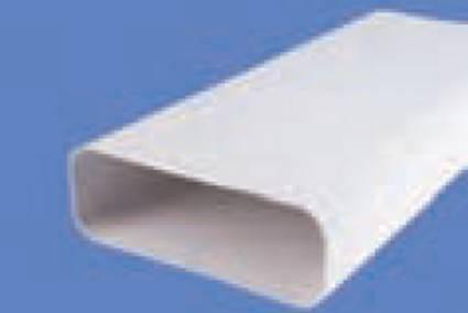 AirTec NW 150 Soft Gerades Rohr 1000 mm