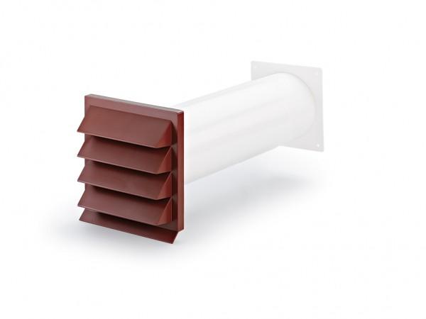 Mauerkasten 125 K-Klima-R 125/125 BR