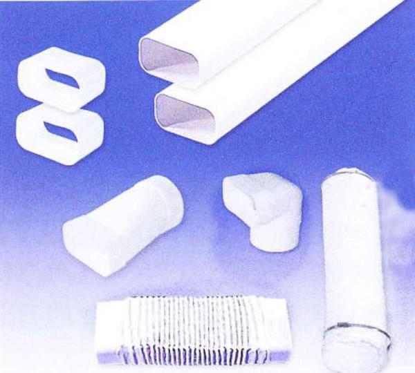 AirTec NW 150 Soft Abluftset DAH