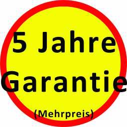 BEST 5-Jahres-Garantie