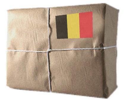 Versand Belgien