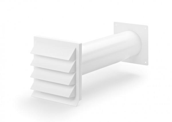 COMPAIRround System 100 E-Klima-R 100 Mauerkasten WS