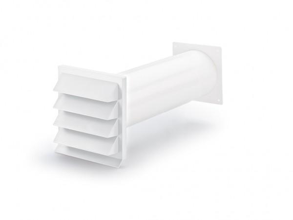 Mauerkasten 125 K-Klima-R 125/125 WS