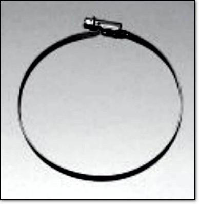 Schlauchschelle 125 mm