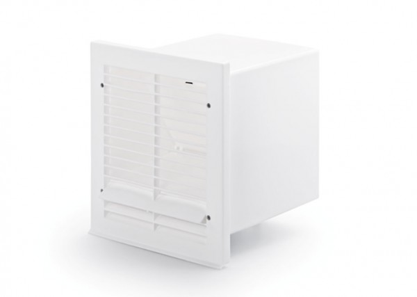 COMPAIRtop 125 Ab- und Zuluft-Mauerkasten 2 V-Klima A/Z 125