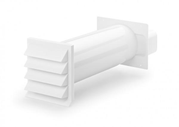 COMPAIRflow 150 Mauerkasten E-Klima-R flow WS