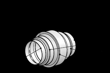 Kondenswasser-Sammler 125/150 mm