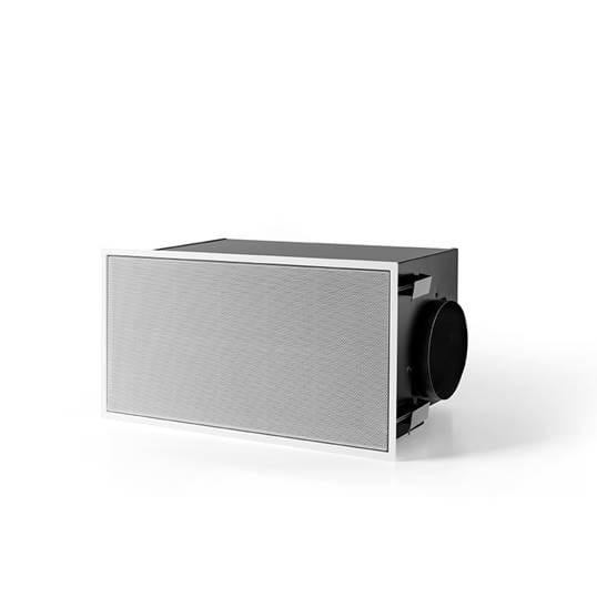 Umluftbox mit Monoblock weiß (270x500mm)