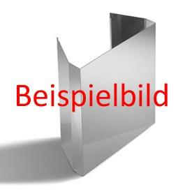 Edelstahl-Kamin 450-470 mm