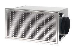 Umluftbox mit Monoblock 50 x 27 ED