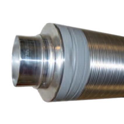 Profi-Schalldämpfer NW 125
