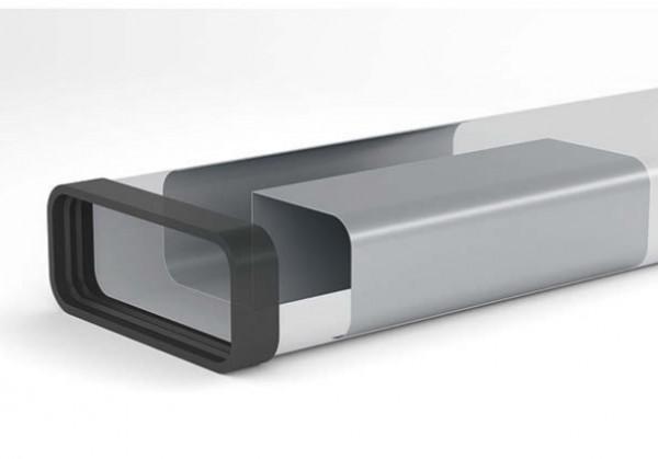 COMPAIR STEEL flow 150 Stützsteg 300 mm