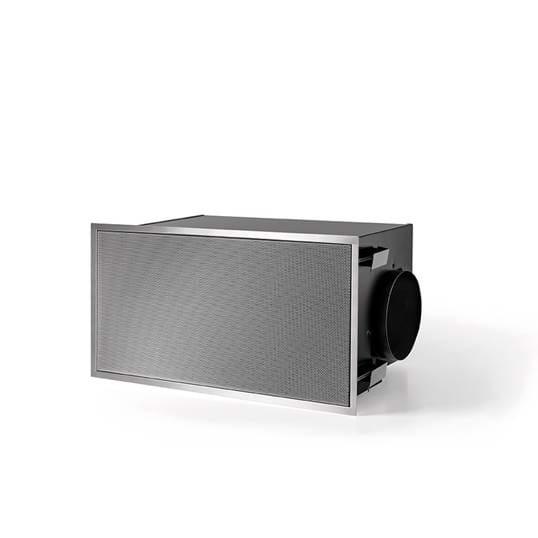 Umluftbox mit Monoblock grau (270x500mm)