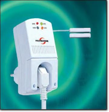 Kabel-Abluftsteuerung 4080